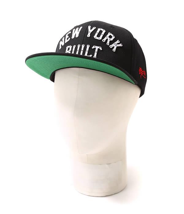 SSUR (선생님)/New York Built Snapback (뉴욕 빌 스냅 백 캡) S1411015