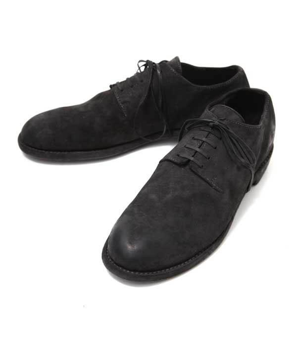 GUIDI / グイディ : NEW LOLACE BOOTS : guidi ブーツ ローレースシューズ レザーシューズ 革靴 短靴 : 16-cordovanblk-4a【RIP】