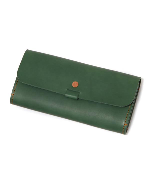 【期間限定送料無料!】SLOW / スロウ : toscana wallet-grn(財布 ロング ウォレット toscana wallet)333S00A-grn【COR】
