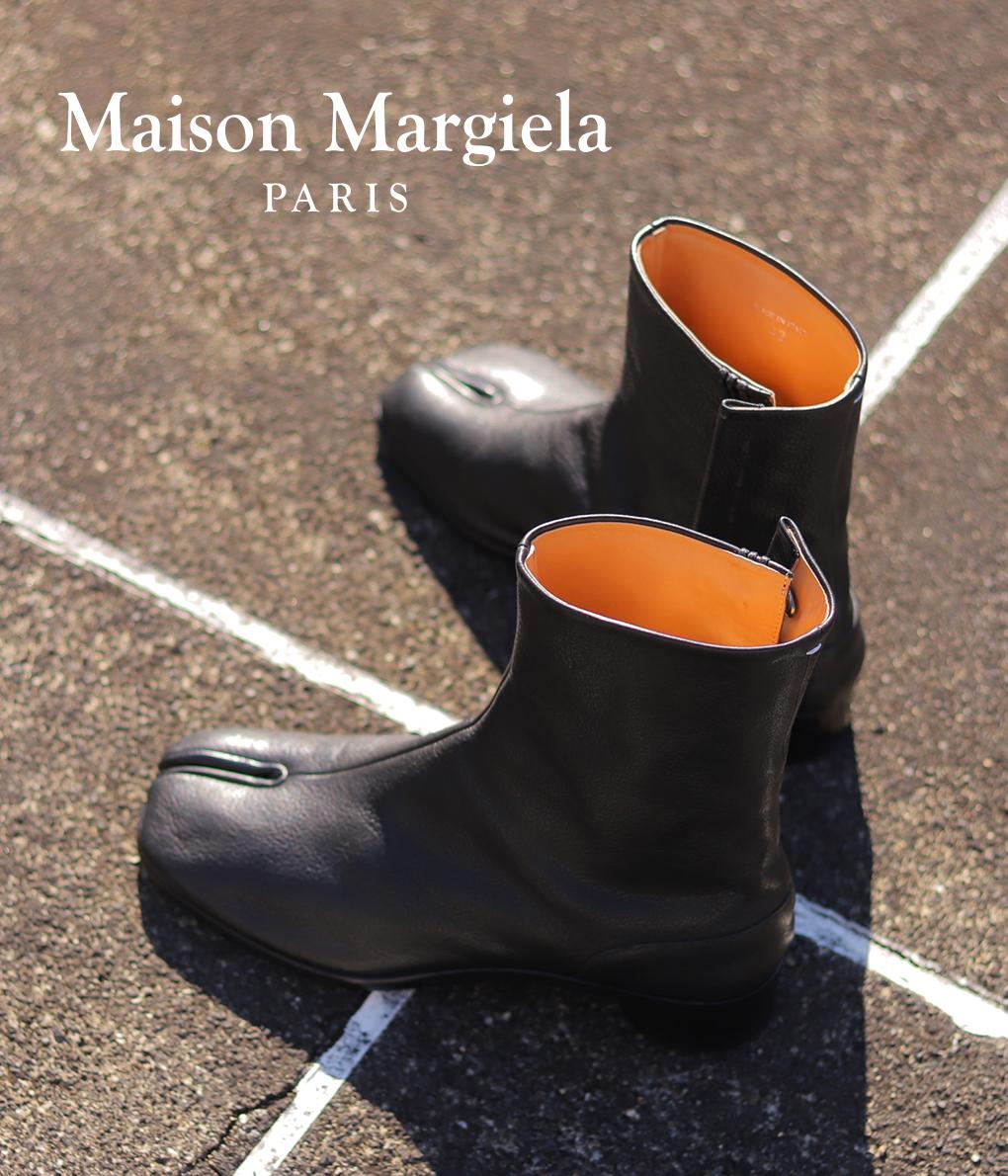 Maison Margiela / メゾン マルジェラ : TABI BOOTS : タビブーツ メンズ : S57WU0153【RIP】【BJB】