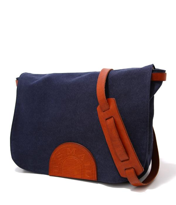 VASCO / ヴァスコ : CANVAS×LEATHER MAILMAN BAG : ショルダーバッグ カバン 鞄 : VS-248【STD】