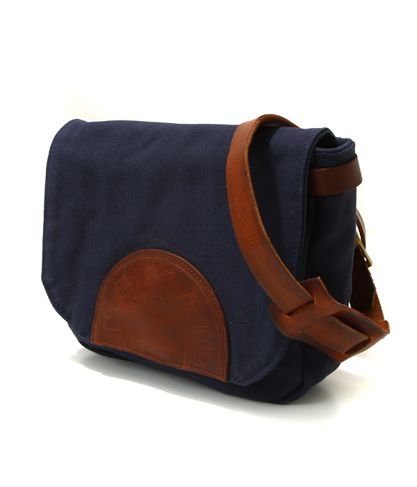 VASCO / ヴァスコ : CANVAS×LEATHER POSTMAN MINI SHOULDER BAG : ショルダーバッグ カバン 鞄 : VS-249【STD】