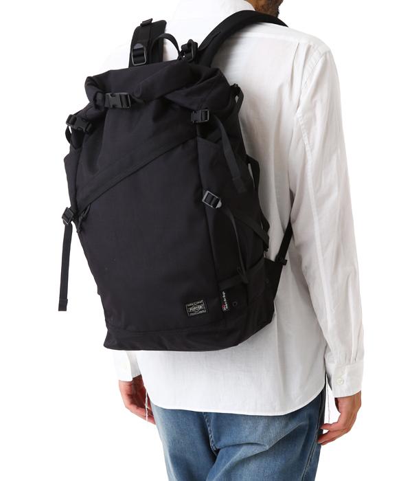 吉田包PORTER(搬运工人)/派拉蒙包装工人背包(派拉蒙包装工人背包帆布背包包包搬运工人吉田)858-07644