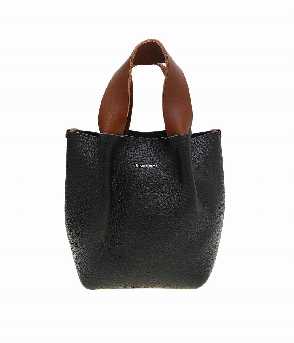 Hender Scheme / エンダースキーマ : piano bag small / 全3色 : ピアノ バッグ スモール 鞄 トート バッグ レザー 本革 牛革 ユニセックス : mj-rb-pis【ANN】【BJB】