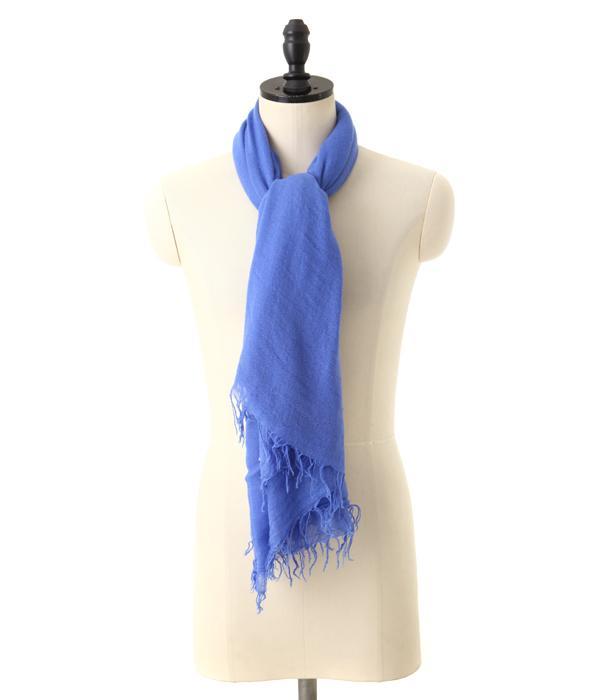 CHAN LUU / チャンルー : Cashmere Silk Scarf : チャンルー スカーフ ストール : BRH-SC-140 【PIE】