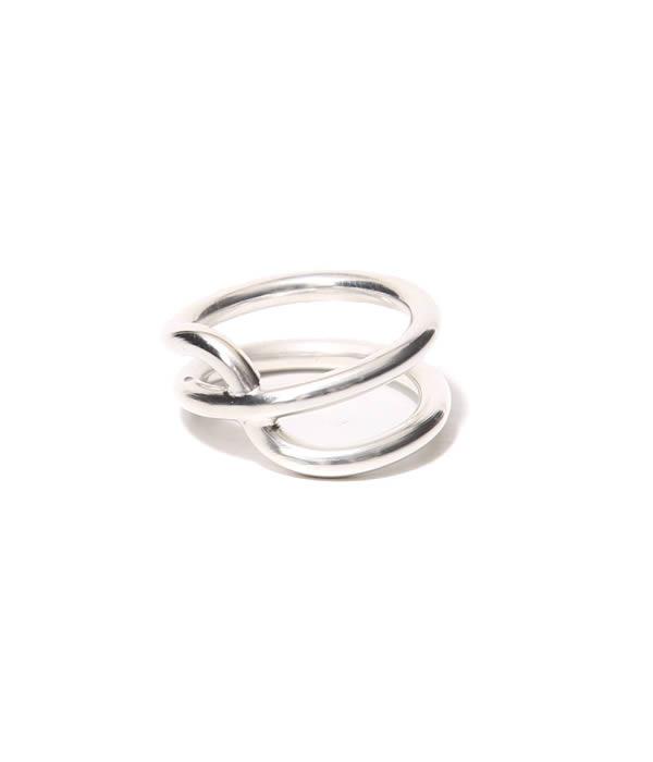 MARIA RUDMAN / マリアルドマン : SUPER 8 RING : シルバー リング 指輪 ギフト プレゼント ラッピング可能 : SUPER8-RING【RIP】