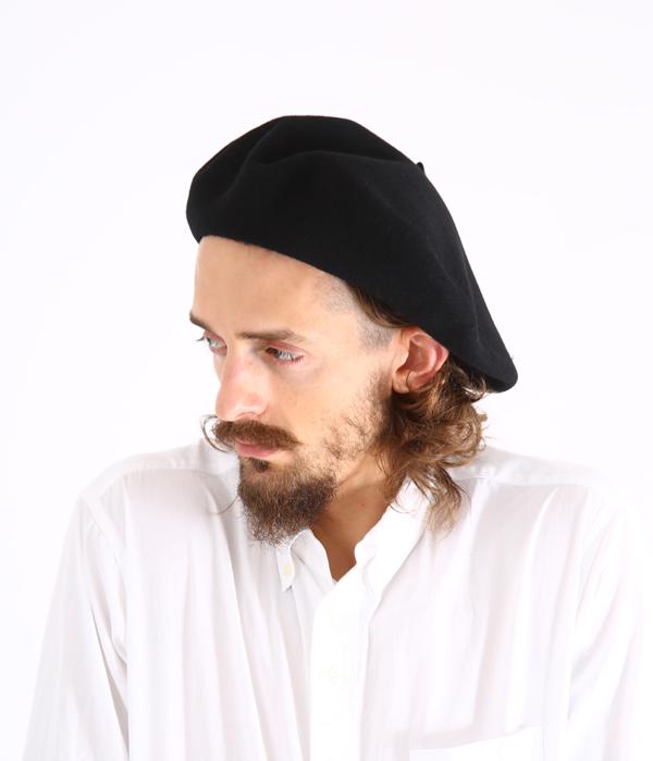 BUENA VISTA / ブエナビスタ : B/V バスク帽(13.5) (帽子 石塚啓次) BV-BRT-01【ARK】