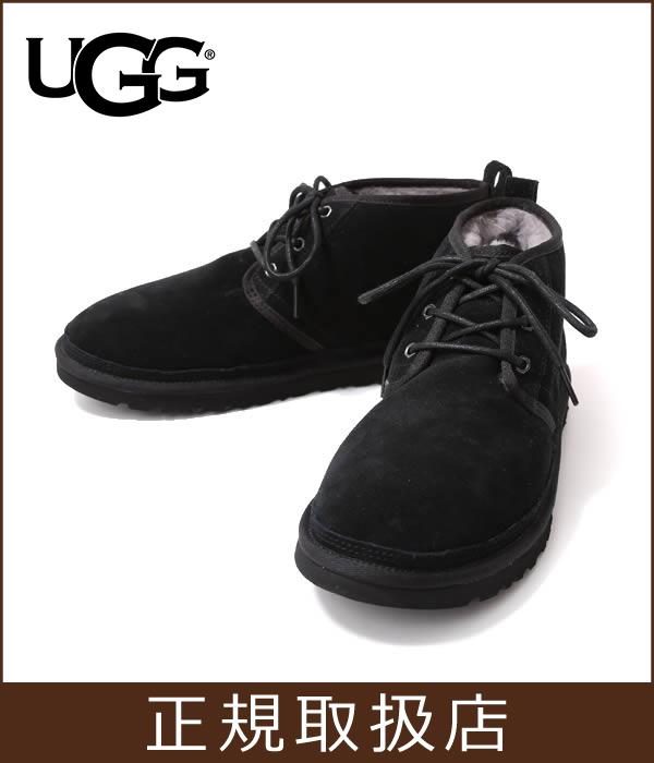Mens UGG (UGG men's) / 3236-BLK M Neumel (men's boots gift men's MEN)
