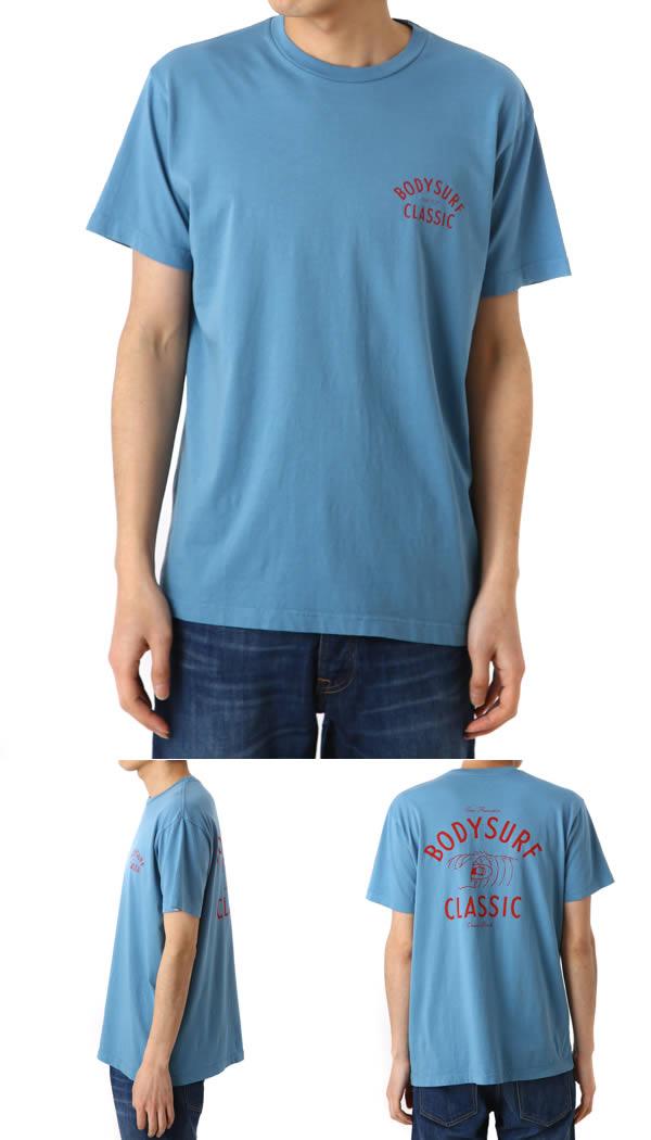 (Molasksaef) the MOLLUSK SURF / Bodysurf Classic (more Sch surf TEE T shirt) MS4008-LNB