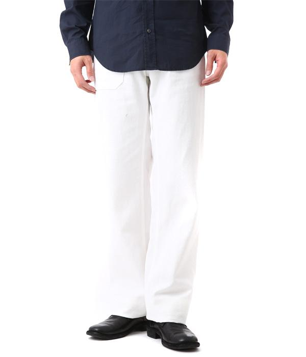 Maison Margiela / メゾン マルジェラ : 【メンズ】McQeen Pants(シームレスパンツ パンツ マックイーンパンツ ストレートシルエット マルタンマルジェラ) S50KA0349【RIP】