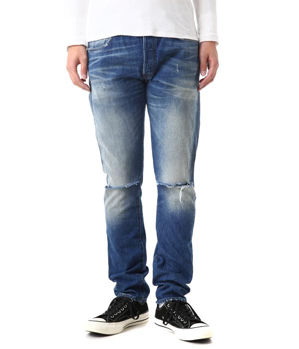 LEVIS VINTAGE CLOTHING / リーバイス ヴィンテージ クロージング : 1966 501 Jeans Customized(レングス32inch) : デニム ジーンズ パンツ ジーパン ボトム : 66466-0013【MUS】【BJB】
