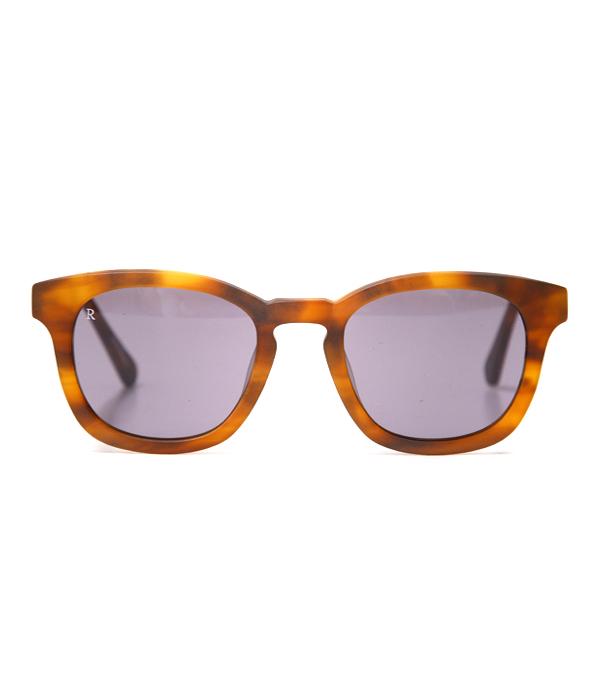 RAEN optics / レイン オプティクス : RAEN SUKO MATTE ROOTBEER : 眼鏡 メガネ アイウェアー サングラス : 600715S0107 【PIE】