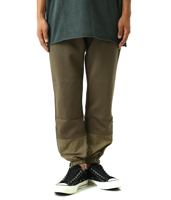 FULL-BK / フルビーケー : SEPARATE LOCAL PANTS ( セパレート ローカル パンツ フルビーケー ) fbk-16aw-pnt-003 【WAX】