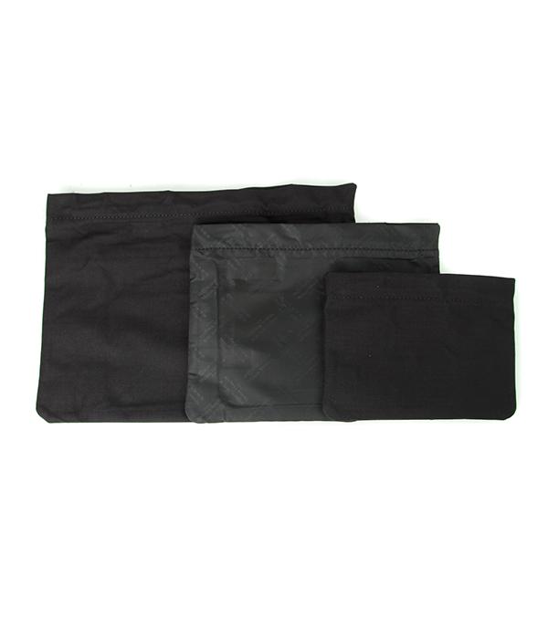 Maison Margiela / メゾン マルジェラ : 3Set Pouch bag /全2色 : メゾンマルジェラ バッグ 鞄 3セット : S55UI0186【BJB】