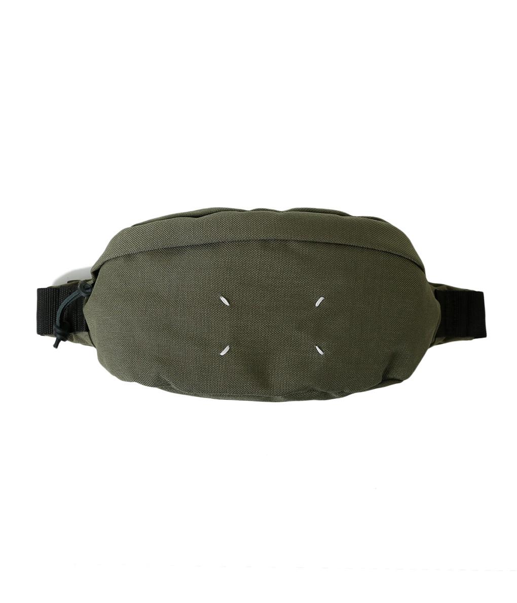 Maison Margiela / メゾン マルジェラ : FANNY PACK : メゾンマルジェラ ウエストバッグ 鞄 : S55WB0010 【RIP】【BJB】