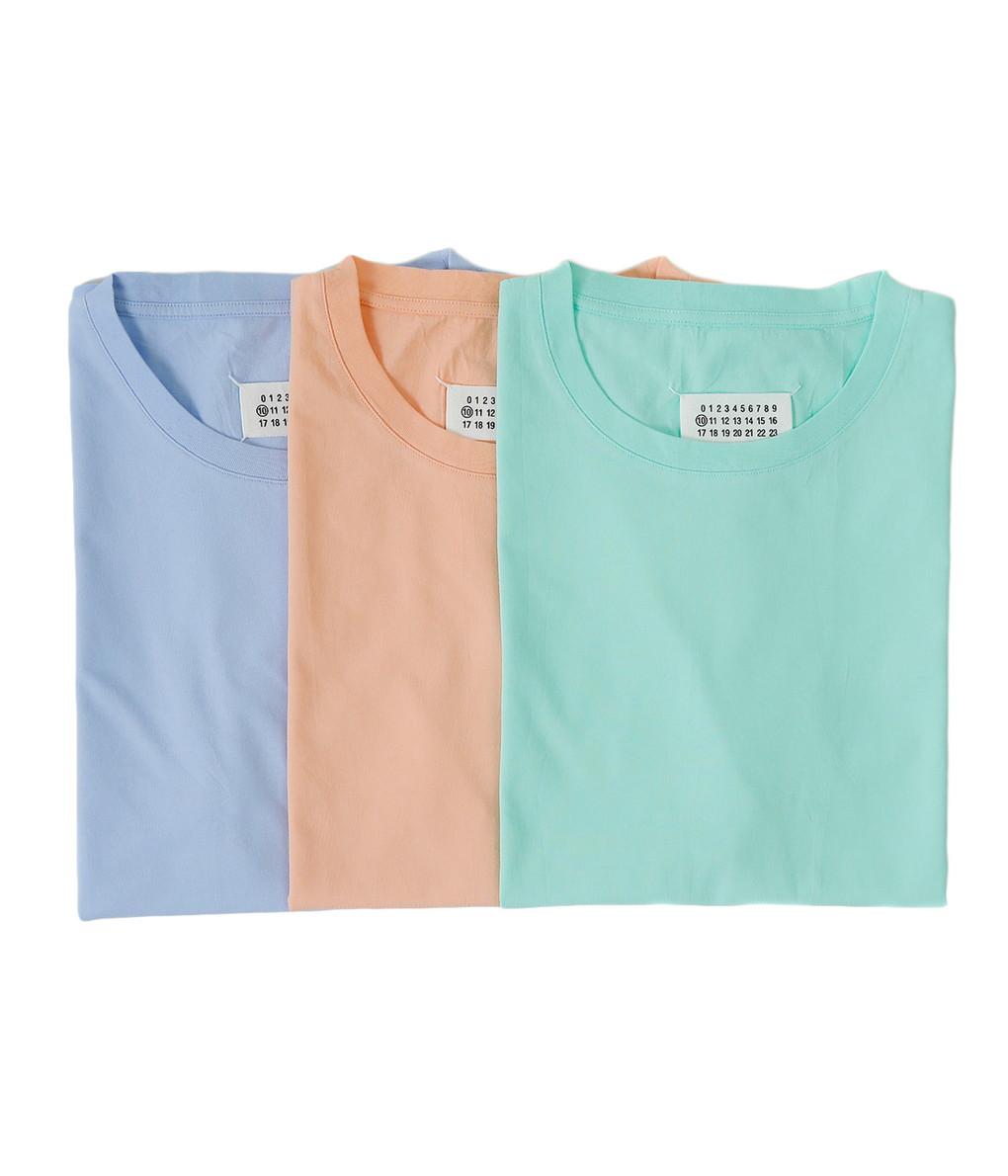 Maison Margiela / メゾン マルジェラ : PACK TEE-MULTI- : パック Tシャツ 半袖 : S50GC0540-MULTI-bjb 【BJB】