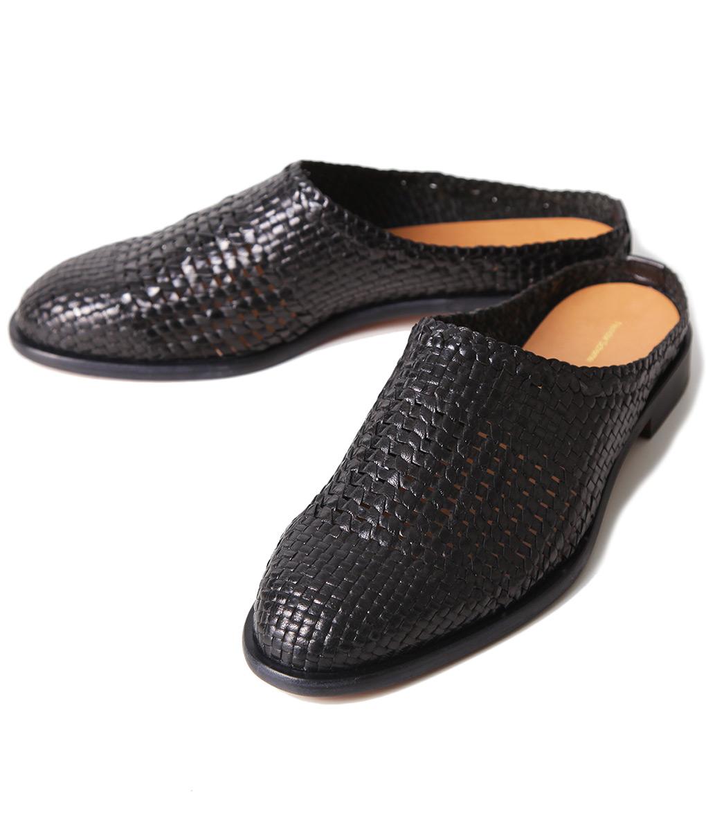 Hender Scheme / エンダースキーマ : hand mesh mule : エンダースキーマ ハンドメッシュ メイル レザーシューズ 靴 シューズ : nc-s-hmm-bjb 【BJB】
