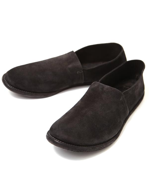 圭迪 (Guidi) / SLIPON 鞋 /-逆转小牛-27E-carfrev (滑皮革)