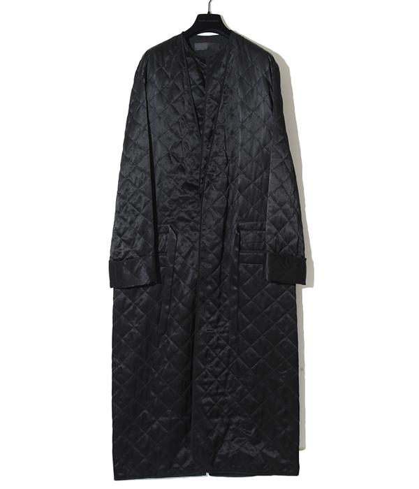 【期間限定ポイント20倍!】HAIDER ACKERMANN / ハイダーアッカーマン : Coat : コート ロング キルティング アセテート アウター : 439-31601001-bjb 【BJB】