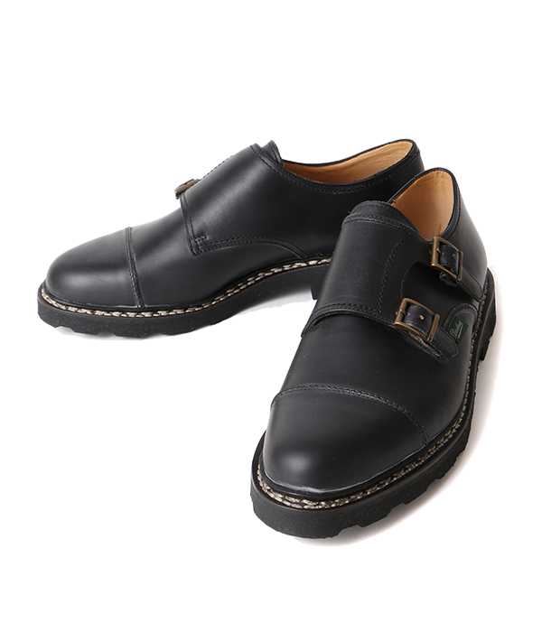 paraboot / パラブーツ : WILLIAM -NOIR- : ウィリアム 革靴 レザーシューズ : 981412-bjb【BJB】