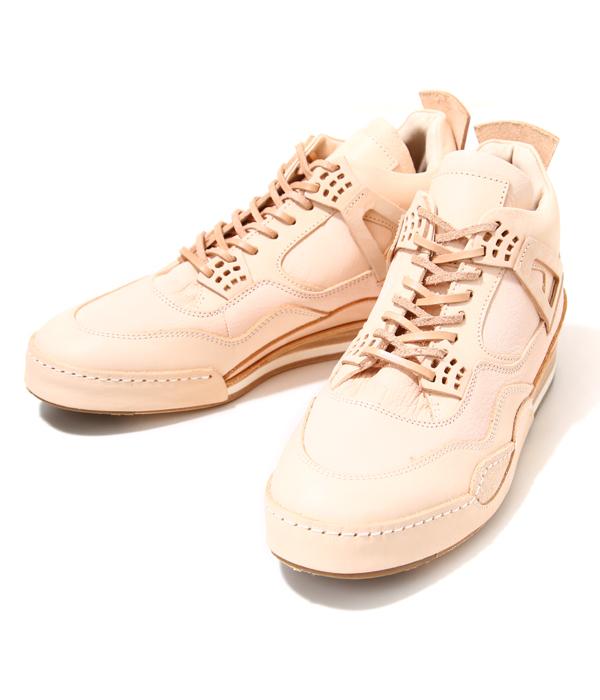Hender Scheme / エンダースキーマ : manual industrial products 10 : レザースニーカー シューズ スニーカー 革靴 : mip-10-bjb【BJB】