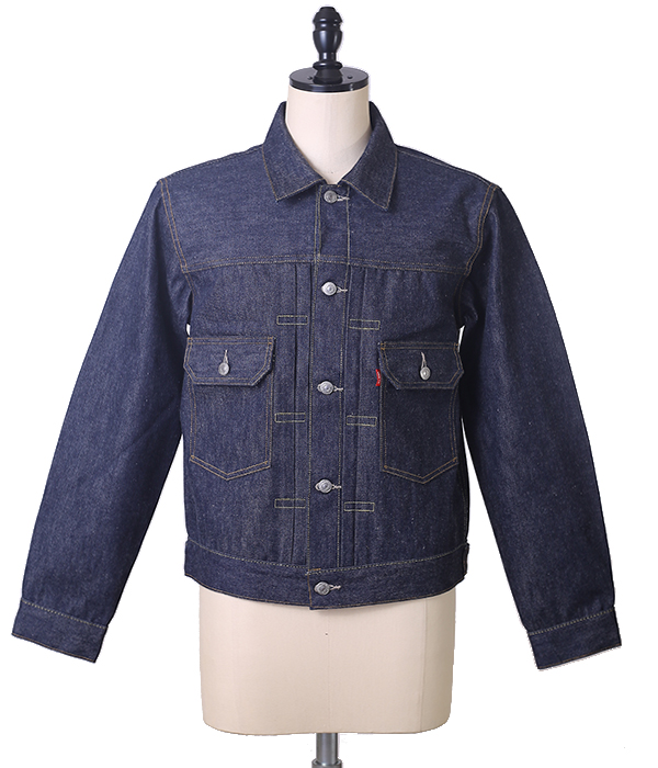 LEVIS VINTAGE CLOTHING / リーバイス ヴィンテージ クロージング : 1953 Type2 Jacket : リーバイス ヴィンテージクロージング デニムジャケット リーバイス ジャケット 1953 タイプツージャケット : 70507-0056-bjb【BJB】