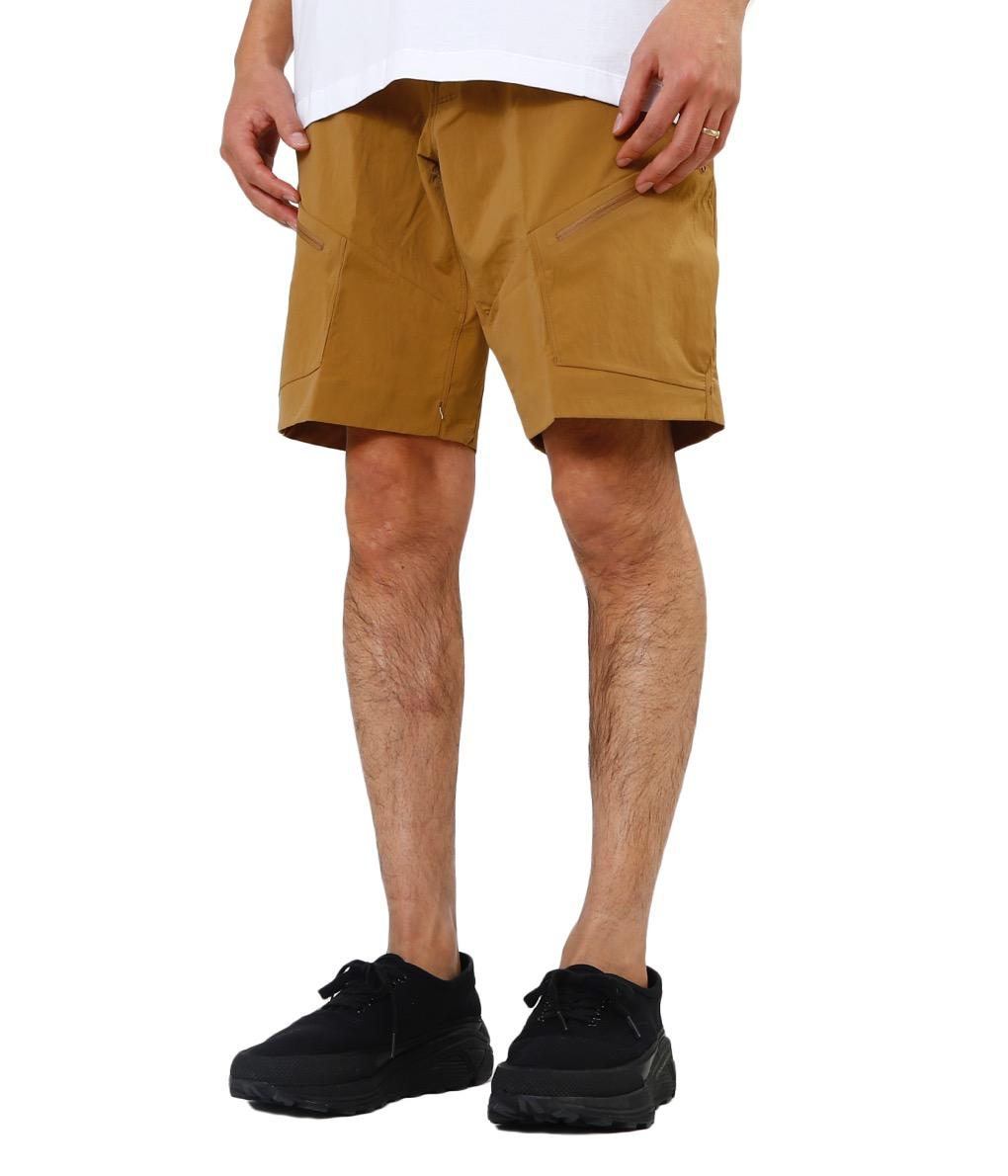 ARC'TERYX / アークテリクス : Palisade Short Men's -Elk- : アークテリクス パリセイドショーツ ロングパンツ ボトム ショーツ ショートパンツ : L07311100 【REA】【STD】
