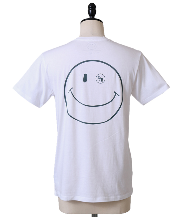 JACKSON MATISSE (잭슨 마티스) JMxSB Team Tee/2 색 (맨 즈 레이디스 남 스마일 티 셔츠 T 셔츠 컷 소 우 2016) JM16SSSB18-re