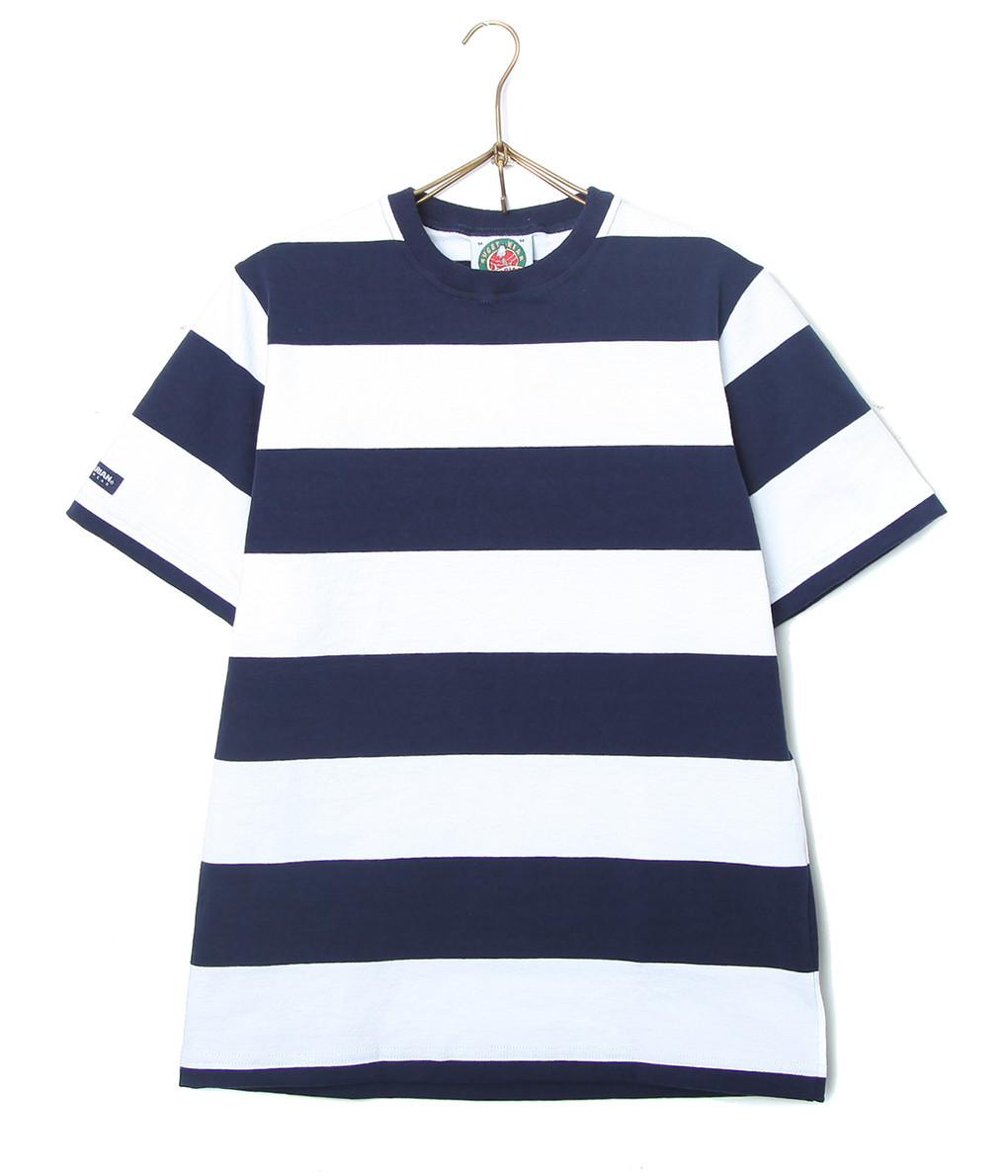 BARBARIAN / バーバリアン : GCNBNC S/S RSE : ティーシャツ 半袖 カットソー メンズ ショートスリーブ : 1534803-RSE-13-rea 【REA】