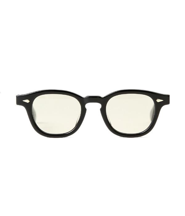 JULIUS TART OPTICAL / ジュリアスタートオプティカル : AR 42 44 46-22 - BLACK / BROWN - : サングラス アクセサリー メガネ 眼鏡 : JTPL-009A-001A-002A-BR66-wise【WIS】