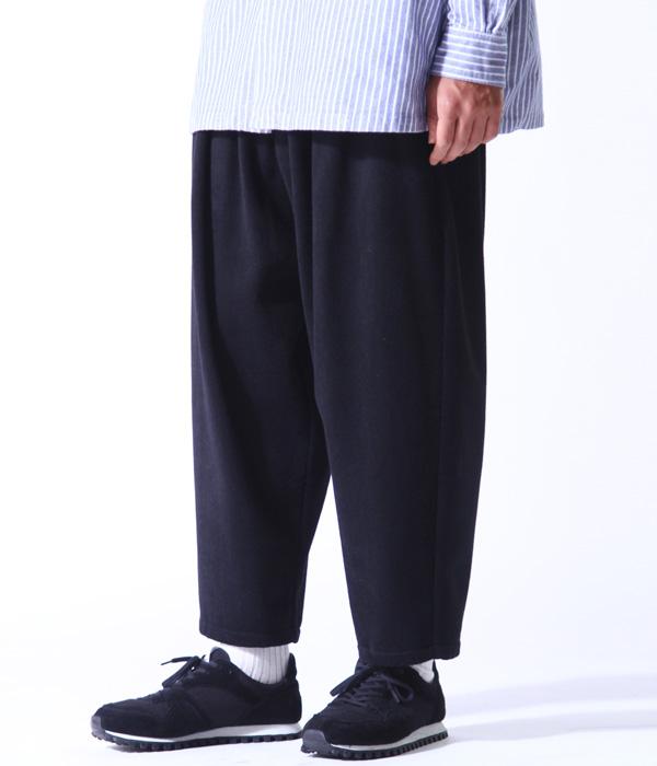 GOLD 東洋エンタープライズ / ゴールド : LAMB WOOL BALLOON PANTS : ラムウール バルーン パンツ 東洋 TOYO トーヨー トーヨーエンタープライズ : GL41670 【MUS】【WIS】