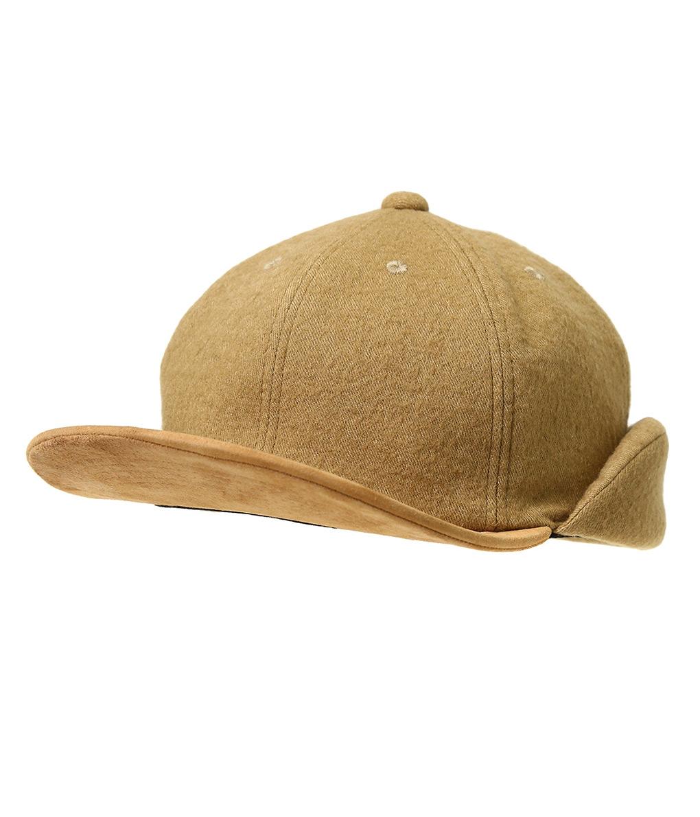 marka / マーカ : CAP MOUNT EARMUFFS : キャップマウントイヤーマフラー cap 帽子 キャップ : M18C-11AC01C 【COR】【WIS】