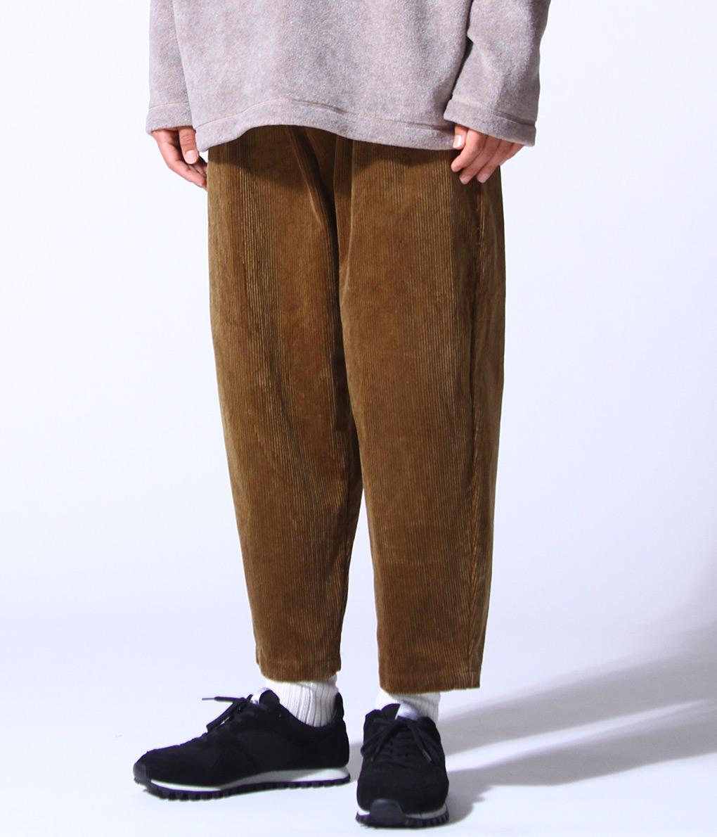 GOLD 東洋エンタープライズ / ゴールド : CORDUROY 1TUCK PANTS / 全2色 : コーデュロイ ワンタック パンツ 東洋 TOYO トーヨー トーヨーエンタープライズ : GL41771 【MUS】【WIS】