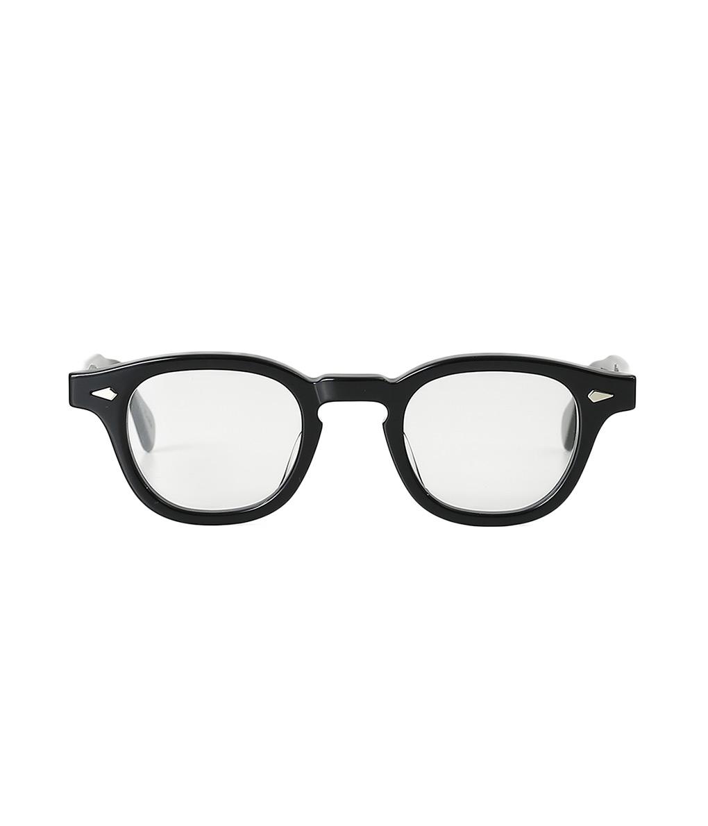 JULIUS TART OPTICAL / ジュリアスタートオプティカル : AR 44 46-24 - BLACK / CLEAR - : サングラス アクセサリー メガネ 眼鏡 : JTPL-101A-2A-wise【WIS】