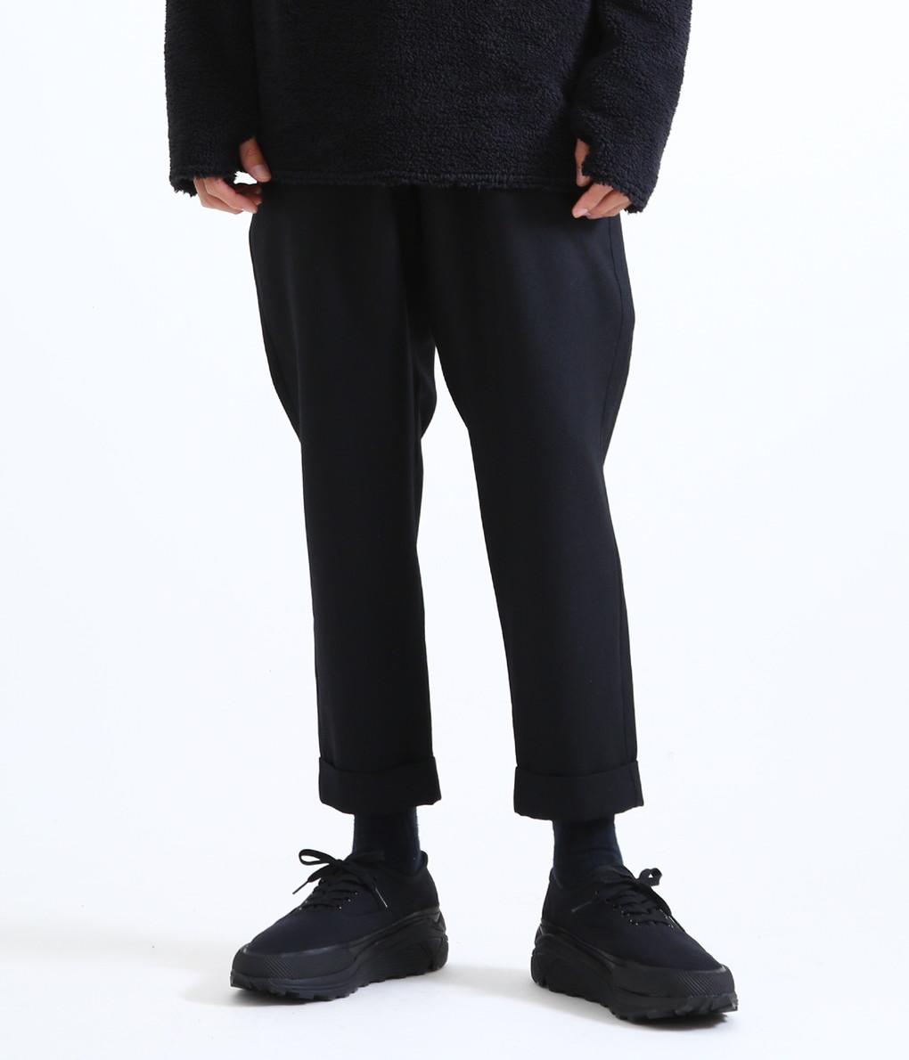 marka / マーカ : JODHPURS - wool flannel - : ジョッパーズ イージーパンツ : M18D-05PT02C 【COR】【WIS】