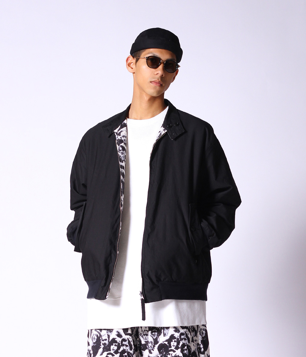 GOLD 東洋エンタープライズ / ゴールド : COTTON WEATHER REVERSIBLE SPORTS JACKET