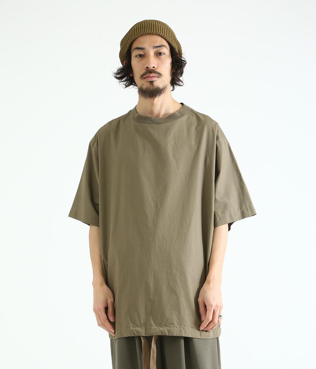 marka / マーカ : CREW NECK TEE : クルーネック ショートスリーブ Tシャツ メンズ / 全2色 : M19B-08SH01B 【COR】【WIS】