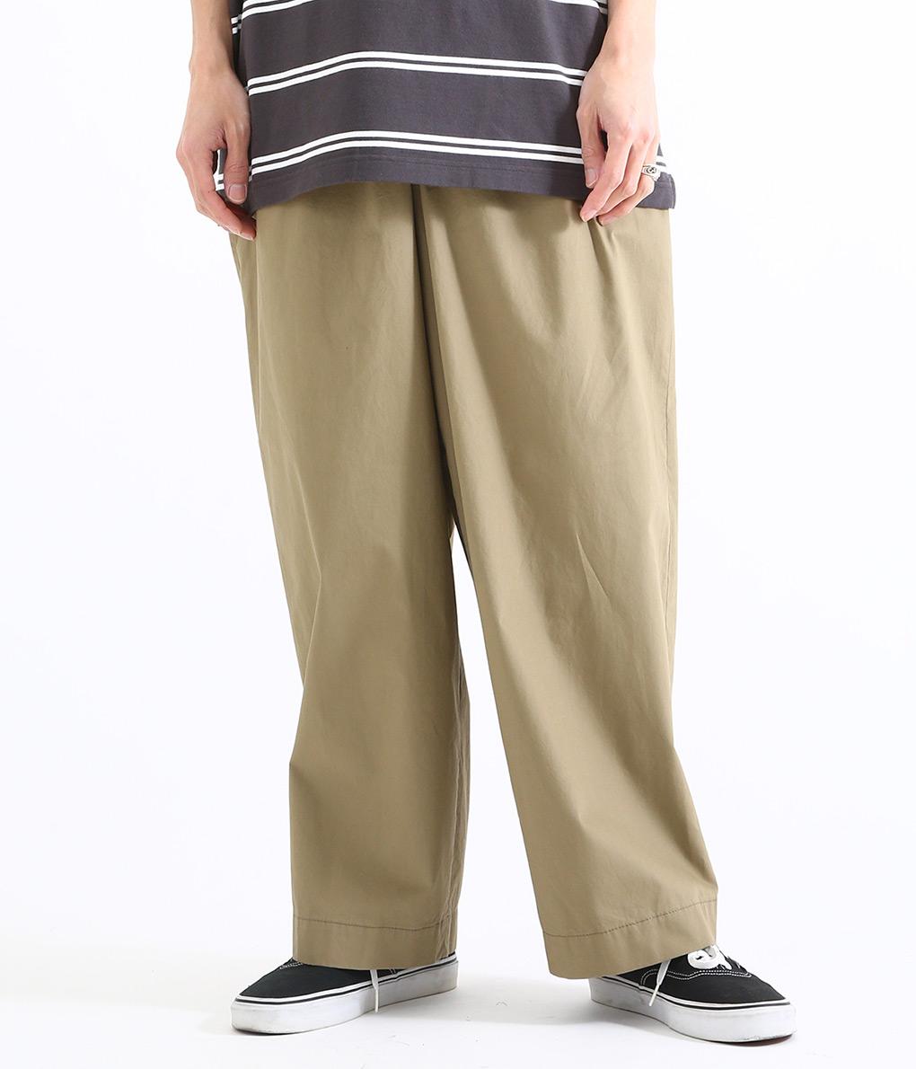 marka / マーカ : WELT POCKET EASY PANTS : ウェルトポケットイージーパンツ イージーパンツ ポケットパンツ メンズ / 全2色 : M19A-15PT01C 【COR】【WIS】