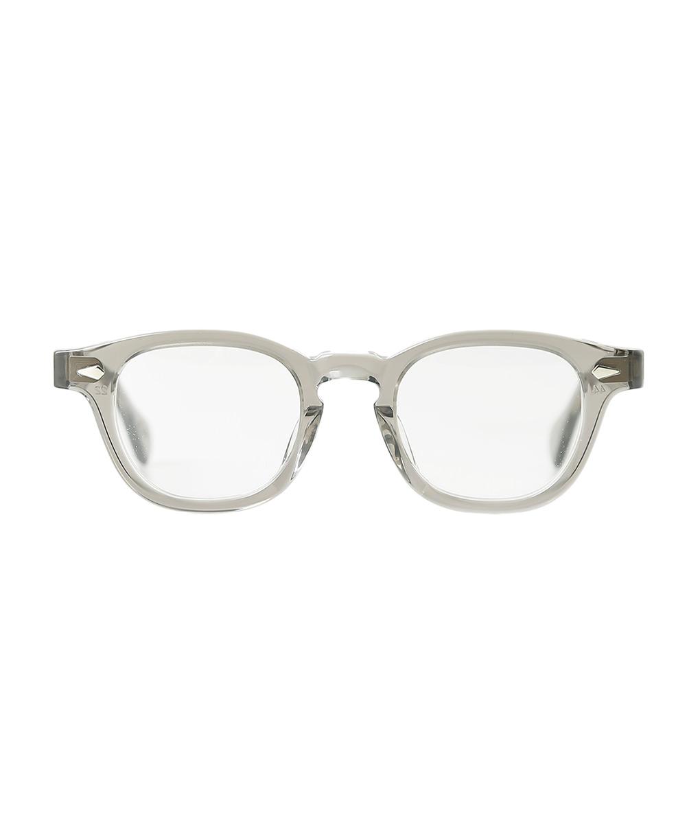 JULIUS TART OPTICAL / ジュリアスタートオプティカル : AR 44-22 - GREY CRYSTAL / CLEAR - : メガネ 眼鏡 アイウェア : JTPL-001L-wise 【WIS】
