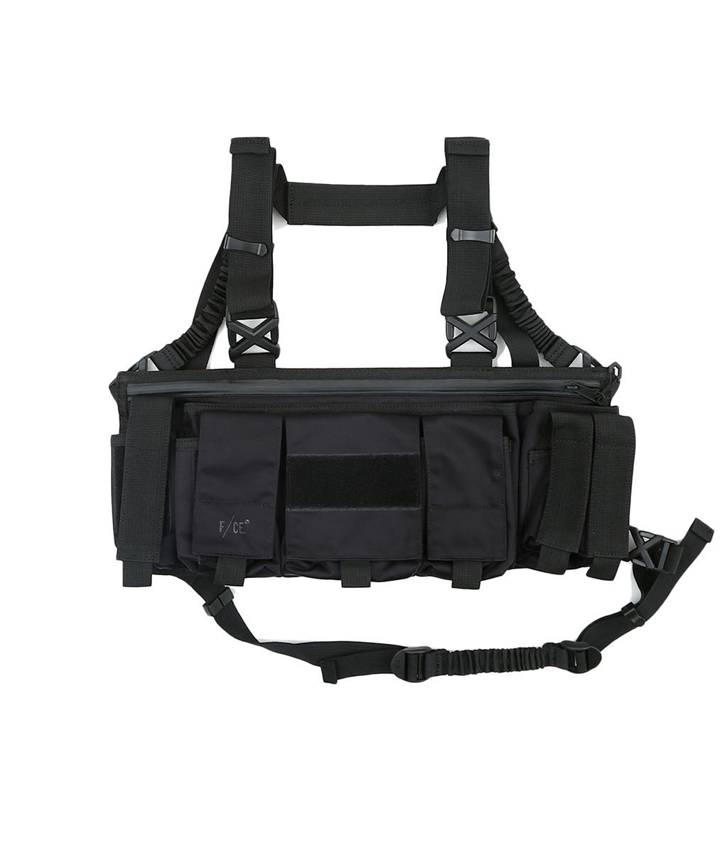 F/CE. / エフシーイー : SATIN UTILITY VEST BAG : ユーティリティ ベスト バッグ メンズ レディース : F2001FCMVT0004-wis 【WIS】