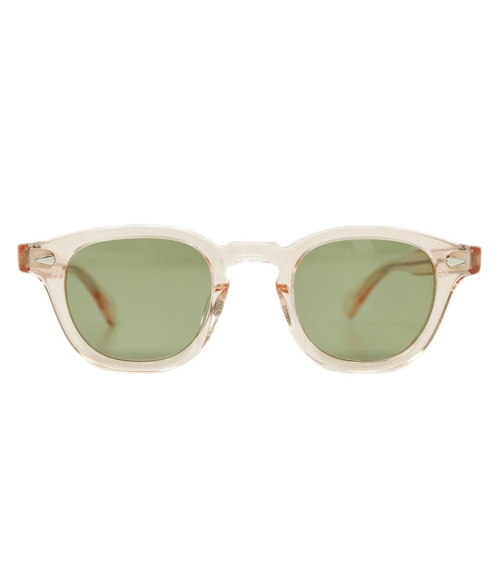 JULIUS TART OPTICAL / ジュリアスタートオプティカル : AR 42-22 46-24 -FRESH PINK / GREEN- : サングラス アクセサリー メガネ 眼鏡 : JTPL-009H-102H-GN-30-wise【WIS】