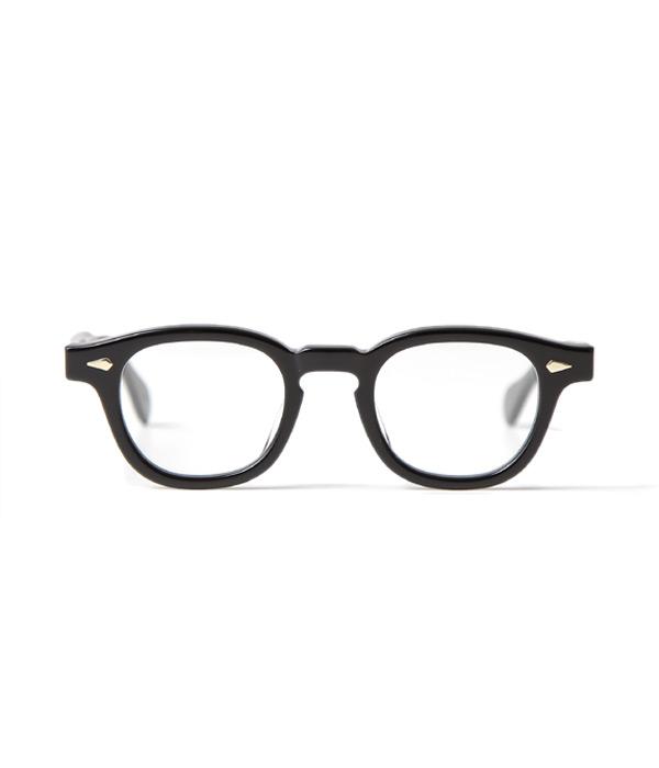 JULIUS TART OPTICAL / ジュリアスタートオプティカル : AR 42 44 46-22 - BLACK / CLEAR - : サングラス アクセサリー メガネ 眼鏡 : JTPL-009A-1A-2A-wise【WIS】
