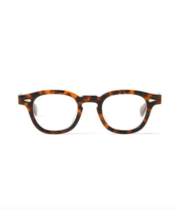 JULIUS TART OPTICAL / ジュリアスタートオプティカル : AR 42 44 46-22 - TORTOISE / CLEAR - : サングラス アクセサリー メガネ 眼鏡 : JTPL-009C-1C-2C-wise【WIS】