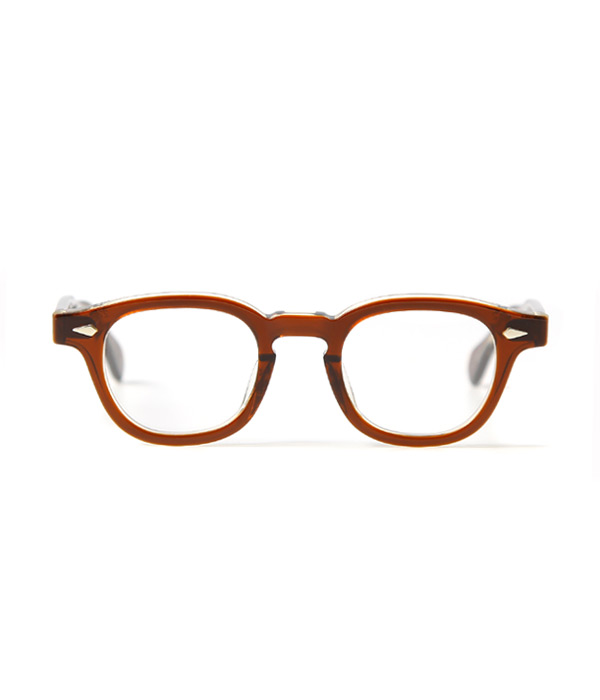 3b07915aeb JULIUS TART OPTICAL (Julius tart optical) AR 42 44 46 - BROWN CRYSTAL    CLEAR - (sunglasses accessories glasses glasses) JTPL-009D-1D-2D-wise