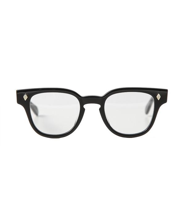 JULIUS TART OPTICAL / ジュリアスタートオプティカル : BRYAN 44 46-22 - BLACK / CLEAR - : サングラス アクセサリー メガネ 眼鏡 : JTPL-010A-7A-wise【WIS】