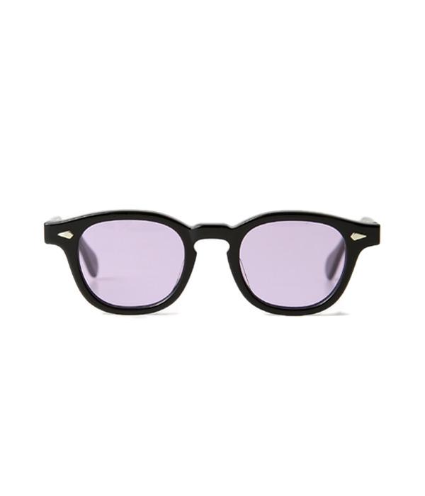 JULIUS TART OPTICAL / ジュリアスタートオプティカル : AR42 44 46-22 - BLACK / PURPLE - : サングラス アクセサリー メガネ 眼鏡 : JTPL-009A-TP-1A-TP-wise【WIS】