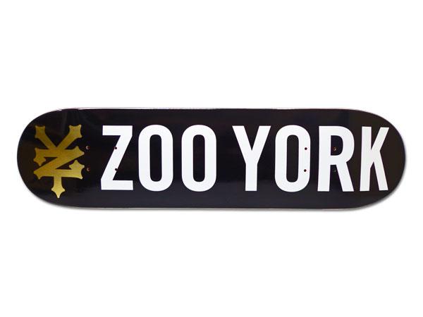 【スケボー/スケートボード/パーツ】ZOO YORK(ズーヨーク)/デッキ/フォトインセンティブ 7.75/長さ79.0cm×幅19.7cm