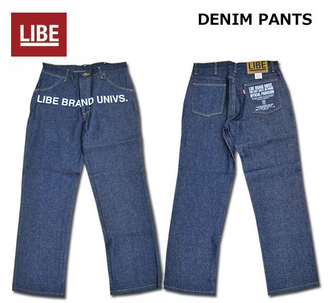 LIBE(ライブ)/DENIM PANTS/デニムパンツ