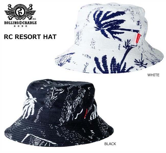 【ロリクレ】ROLLING CRADLE/RC RESORT HAT/ハット