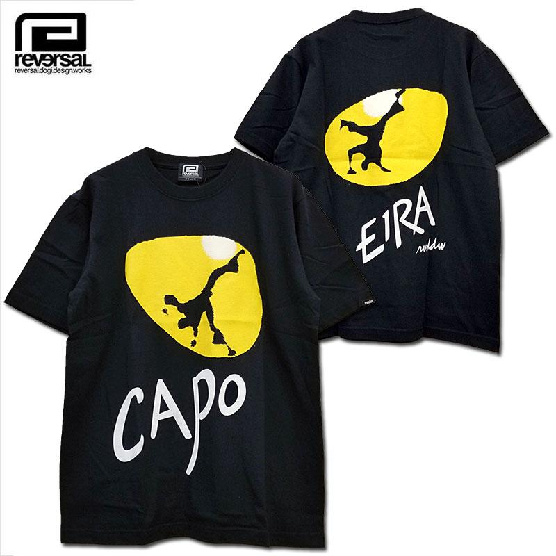reversal(リバーサル)/CAPOEIRA TEE/半袖Tシャツ